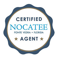 Certified Nocatee Agent Logo